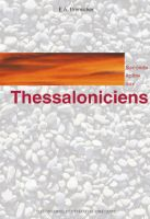Seconde épître aux Thessaloniciens