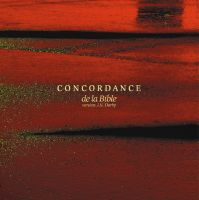 Concordance de la Bible version J.N. Darby