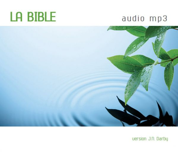 La Bible - CD audio MP3
