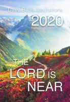 The Lord is near, anglais, livre 2020