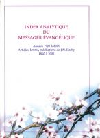 Index analytique du ME