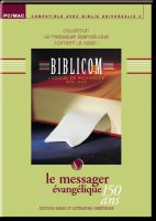 Biblicom - CD le Messager Evangélique